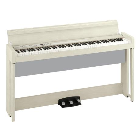 KORG DIGITAL PIANO 88 KEYS WITH BLUETOOTH WHITE ASH