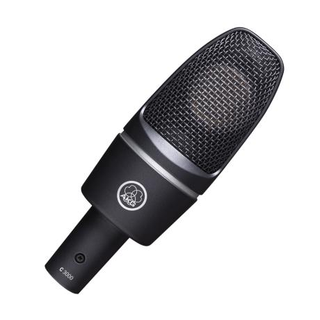 AKG LARGE-DIAPHRAGM CONDENSER MICROPHONE 1