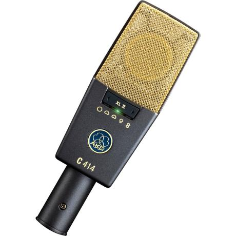 AKG REFERENCE MULTIPATTERN CONDENSER MICROPHONE 1
