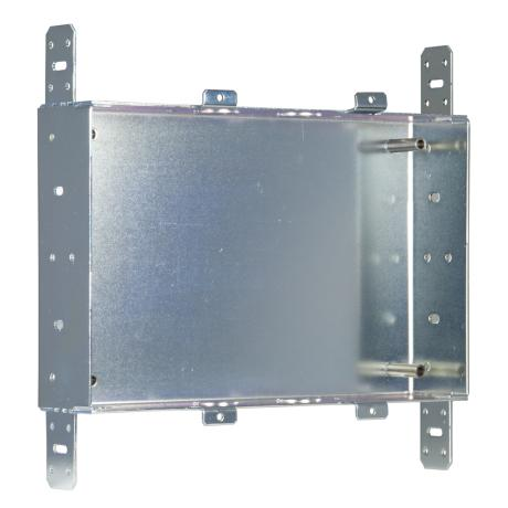 "AMX Rough-In Box & Cover Plate 10.1"" WallMount X Ser 1"