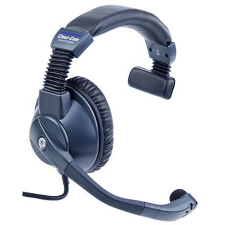 CLEARCOM SINGLE EAR STD HEADSET 4 PIN X