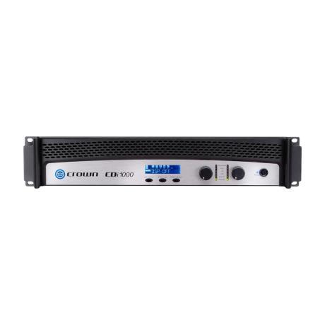 CROWN POWER AMPLIFIER 2x700W/4Ω-2x500W 70V 1