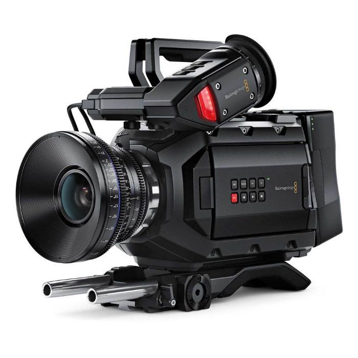 BLACKMAGIC DESIGN URSA Mini 4K EF Camera 1