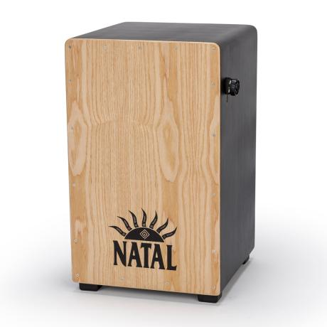 NATAL CAJON LARGE FRONT PANEL NATURAL 1