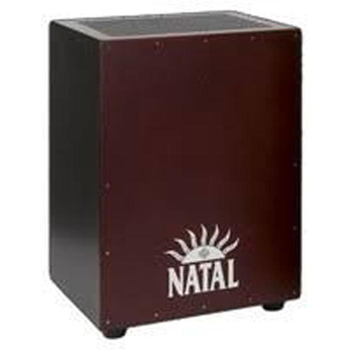 NATAL CAJON ANDANTE XL SNARE WIRES ASH RED 1