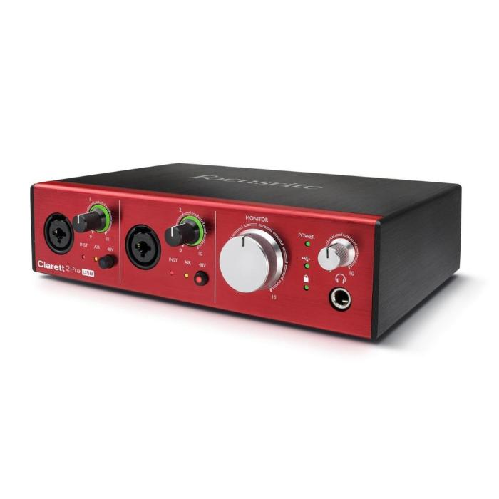 FOCUSRITE USB AUDIO MIDI INTERFACE 2