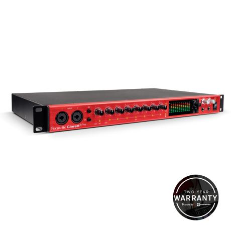 FOCUSRITE THUNDERBOLT  AUDIO MIDI INTERFACE 1