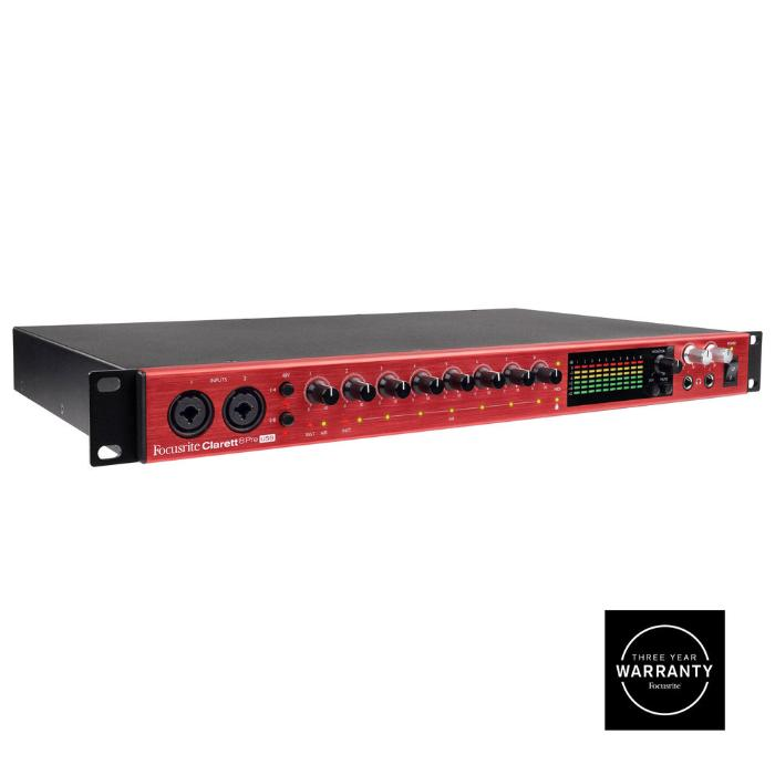 FOCUSRITE USB AUDIO MIDI INTERFACE-0
