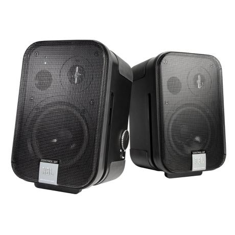 JBL SPEAKER SYSTEM  2-WAYS 1xC2PM,1 PASSIVE HX & POWERSUPPLY
