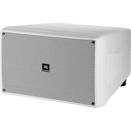 JBL SUBWOOFER 500W 2x10'' 8Ω WHITE