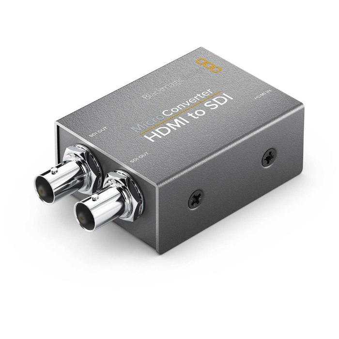 BLACKMAGIC DESIGN Micro Converter - HDMI to SDI-0