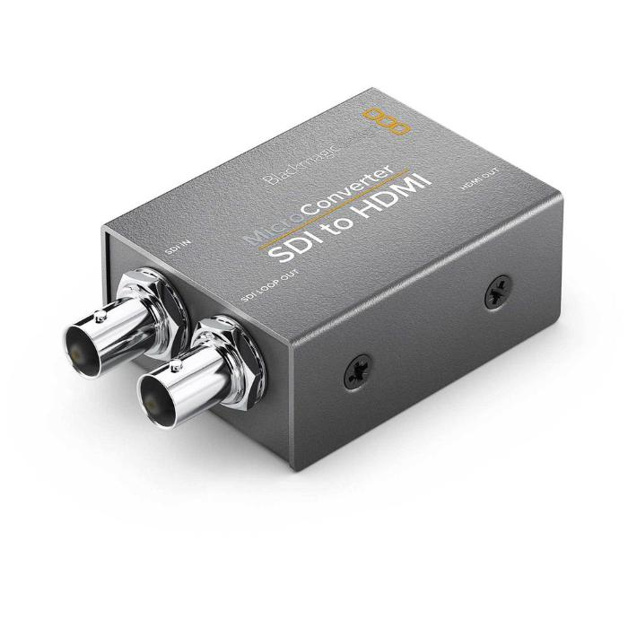 BLACKMAGIC DESIGN Micro Converter - SDI to HDMI-0