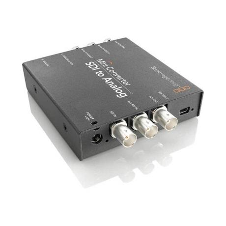 BLACKMAGIC DESIGN Mini Converter - SDI to Analog 1