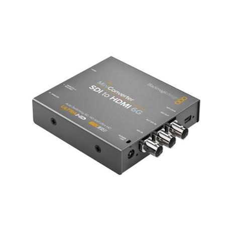 BLACKMAGIC DESIGN Mini Converter - SDI to HDMI 6G 1