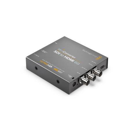 BLACKMAGIC DESIGN MINI CONVERTER SDI TO HDMI 6G 1
