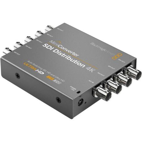 BLACKMAGIC DESIGN Mini Converter - SDI Distribution 4K 1
