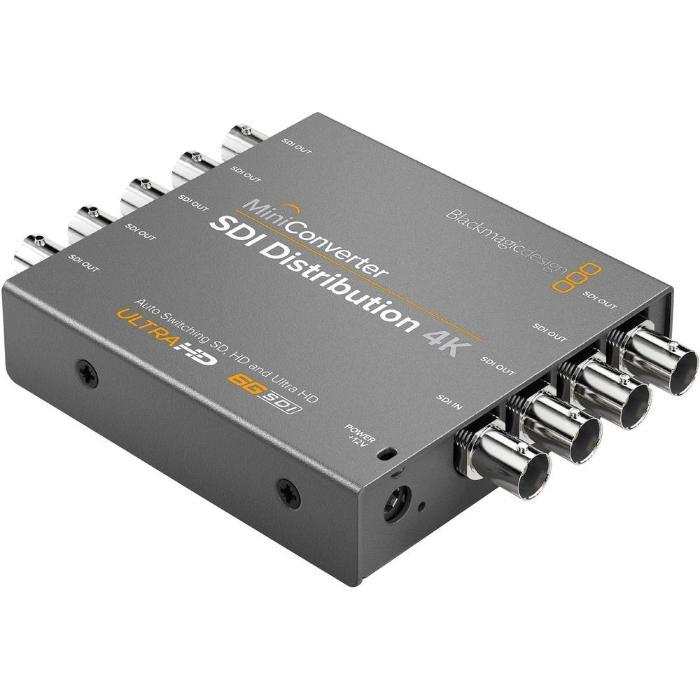 BLACKMAGIC DESIGN Mini Converter - SDI Distribution 4K 1