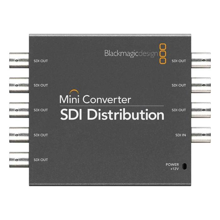 BLACKMAGIC DESIGN Mini Converter - SDI Distribution 1