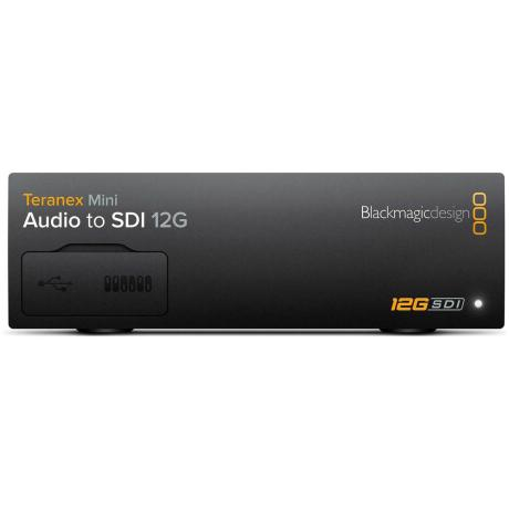 BLACKMAGIC DESIGN Teranex Mini - Audio to SDI 12G 1