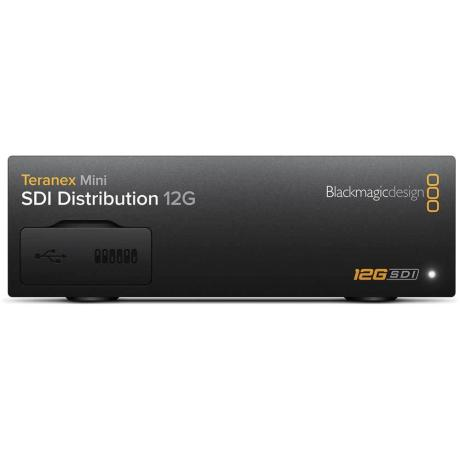 BLACKMAGIC DESIGN Teranex Mini - SDI Distribution 12G 1