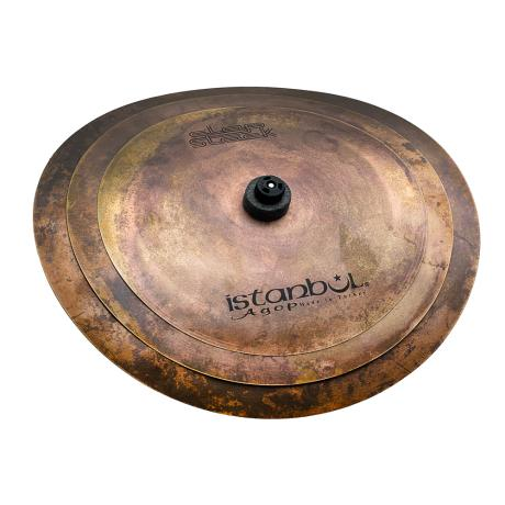ISTANBUL CYMBAL ISTANBUL AGOP TRADITIONAL CLAP STACK SET 1