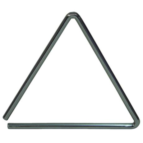 DIMAVERY TRIANGLE 15CM WITH BEATER 1