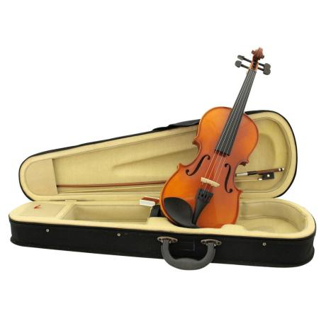 DIMAVERY VIOLIN 3/4 WITH BOW IN CASE 1