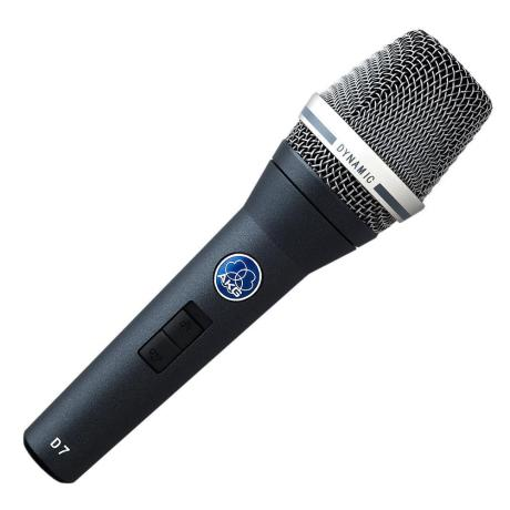AKG DYNAMIC VOCAL MICROPHONE 1