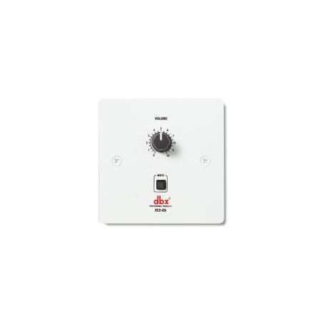 DBX WALL MOUNTED, PROGRAMABLE ZONE CONTROLLER 1