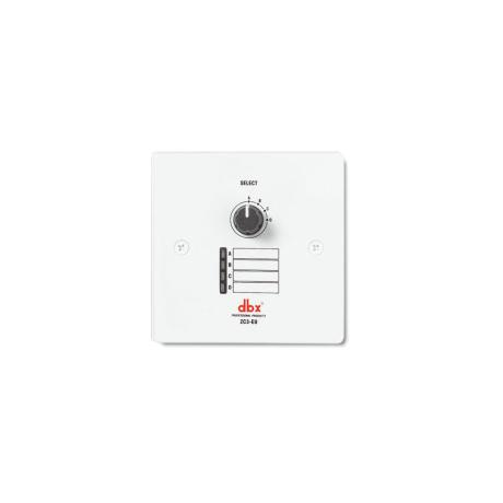 DBX WALL MOUNTED, PROGRAM SELECTER ZONE CONTROLLER 1
