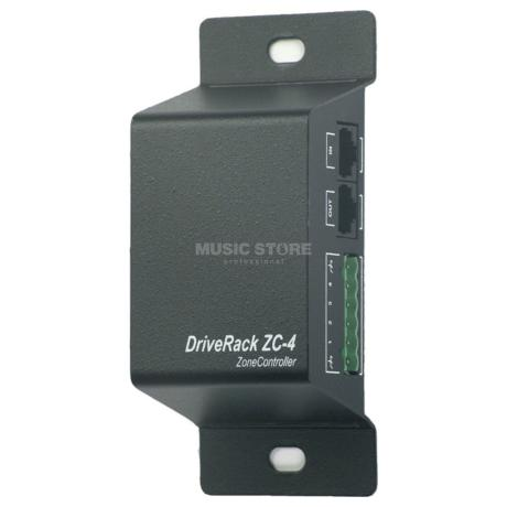 DBX WALL MOUNTED CONTACT CLOSURE INPUT ZONE CONTROLLER 1