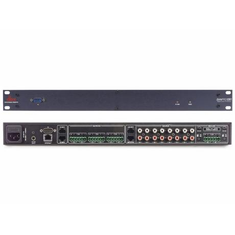 DBX 12x6 DIGITAL ZONE PROCESSOR 1