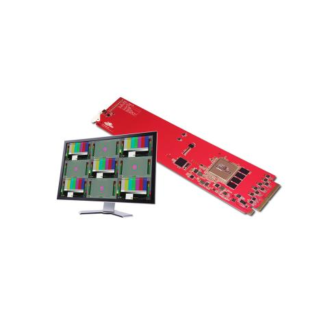 DECIMATOR Multiview card 9 x 3G/HD/SD-SDI to 3G/HD/SD-SDI 1