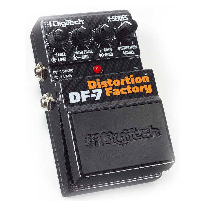 DIGITECH THE DISTORTION FACTORY PEDAL 1