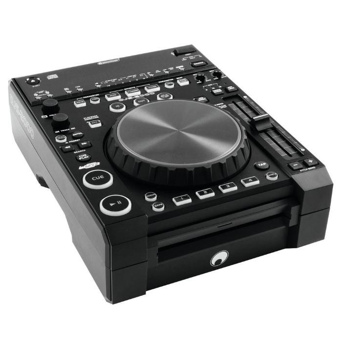 OMNITRONIC MEDIA PLAYER & MIDI CONTROLLER 2
