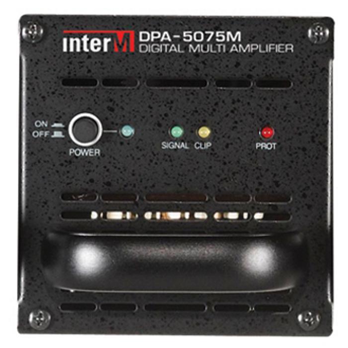 INTER-M ΤΕΛΙΚΟΣ ΕΝΙΣΧΥΤΗΣ 1Χ75W/100V MODULAR FOR DPA-5075M 1