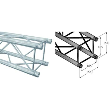 ALUTRUSS 4-POINT TRUSS SYSTEM 1m 1