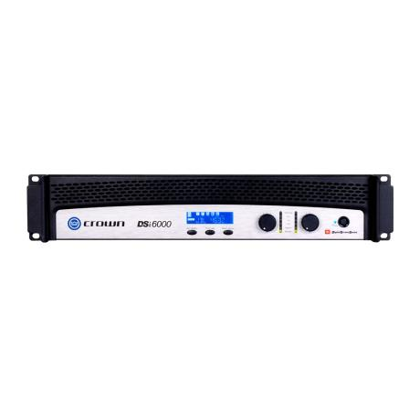 CROWN POWER AMPLIFIER 2x2100W/4Ω WITH DSP (CINEMA)