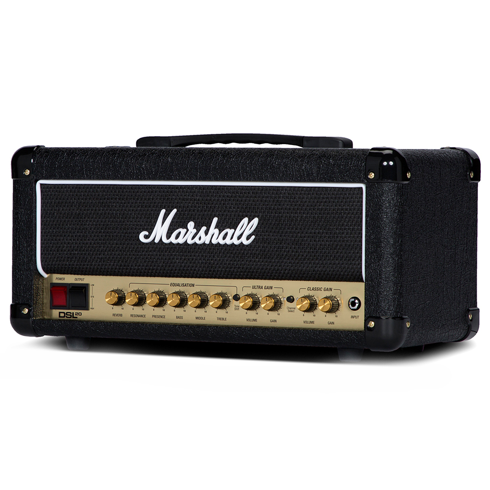 marshall guitar amplifier head 20w. Black Bedroom Furniture Sets. Home Design Ideas