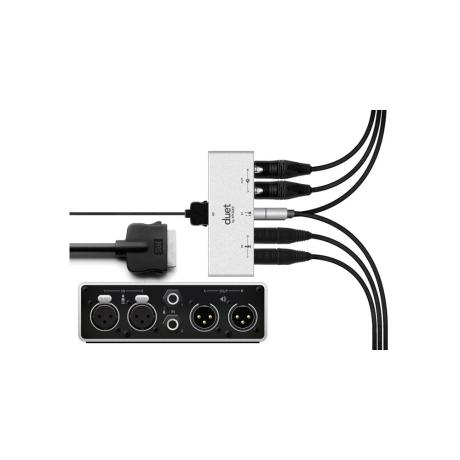 APOGEE OPTIONAL BREAKOUT CONNECTORS FOR DUET2