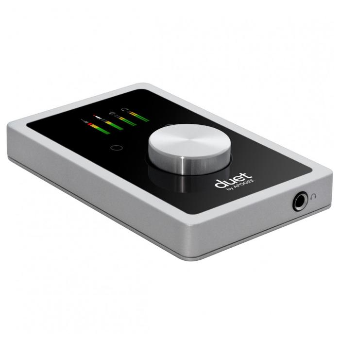 APOGEE DUET USB AUDIO INTERFACE 2IN/4OUT FOR MAC & IPAD-1
