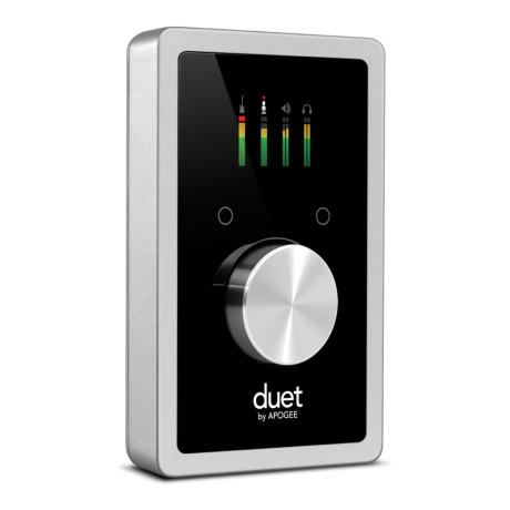 APOGEE DUET USB AUDIO INTERFACE 2IN/4OUT FOR MAC & IPAD