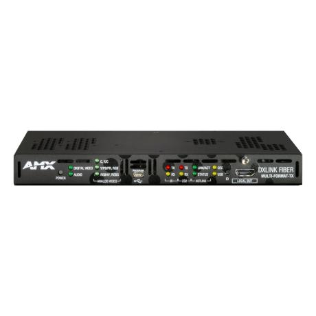 AMX DXLink Fiber Multi-Format Tr.Mod(multimode/duplex) 1