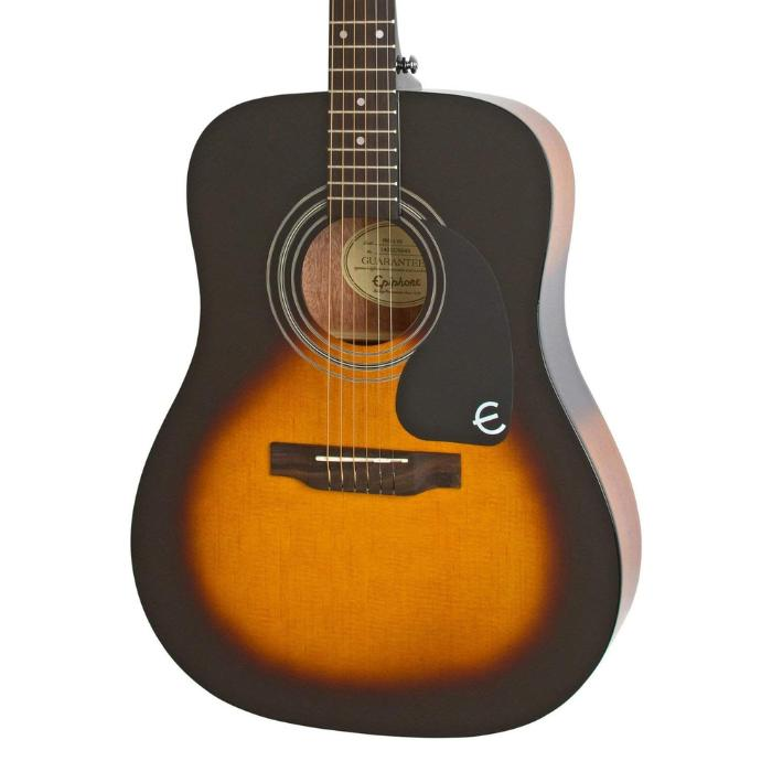 EPIPHONE PRO-1 ACOUSTIC GUITARVINTAGE SUNBURST 2