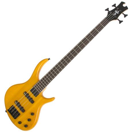 EPIPHONE TOBY DELUXE-IV BASS SATIN TR.AMBER 1