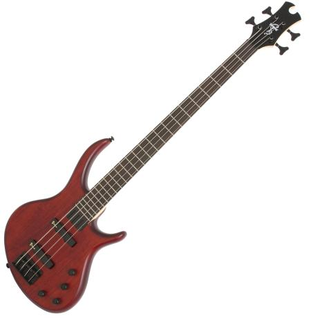 EPIPHONE TOBY DELUXE-IV BASS SATIN WALNUT 1