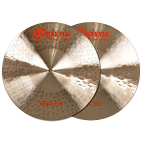 BOSPHORUS SET NOISY HI-HATS 13'  EBS SERIES 1