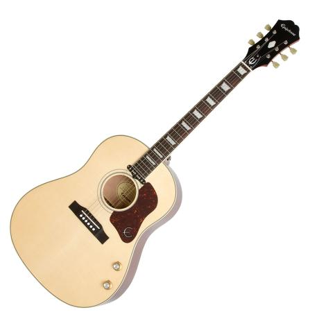 EPIPHONE LIMITED EDITION EJ-160E ACOUSTIC ELECTRIC NATURAL 1