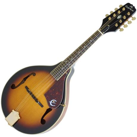 EPIPHONE MM 30 MANDOLIN ANTIQUE SUNBURST GLD HDWE 1