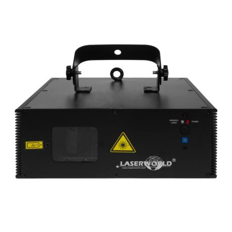 LASERWORLD MULTI COLOR RGB LASER with 400mW power output